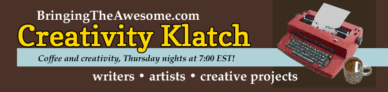 Creativity Klatch Registration Now Open!