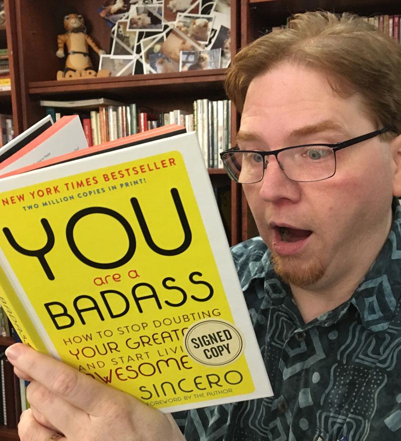 I'M a Badass?