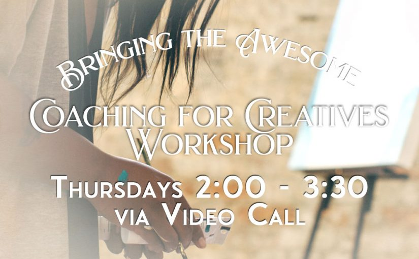 Coaching for Creatives Workshop